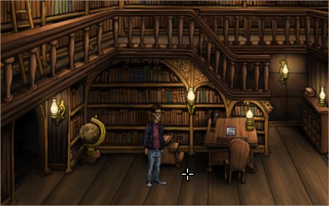 Adventure Game Studio | Forums | Tales